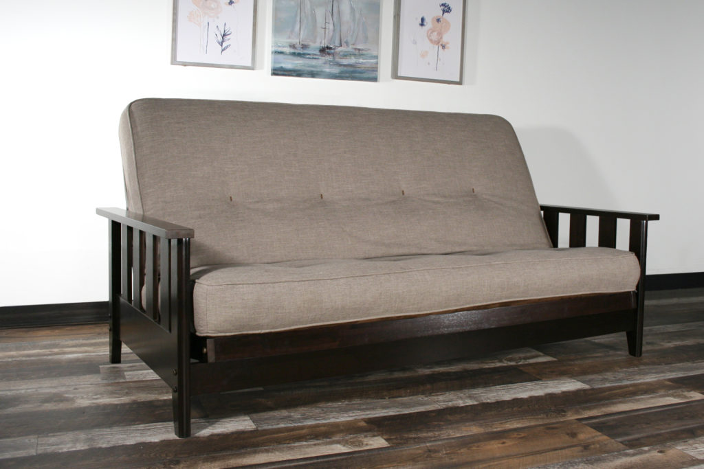 Canby Full Size Wall Hugger Futon Frame