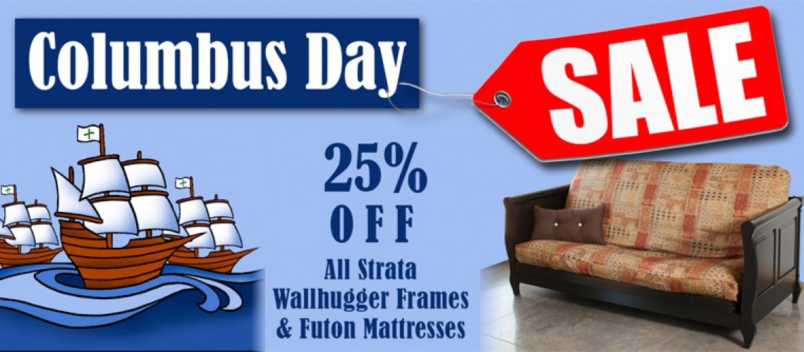 Right Futons Columbus Day Sale 797